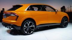 Audi Q8 Sport Concept : futur SQ8 - En direct du Salon de Genève 2017