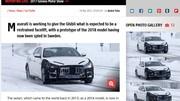 Maserati Ghibli : lifting en vue