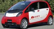 Mitsubishi i MIEV : Bien plus qu'une Forfour
