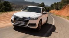 Essai Audi Q5 2.0 TFSI (2017) : l'essence lui va bien au teint