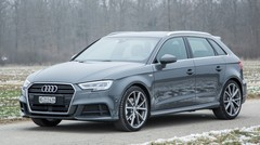 Essai Audi A3 Sportback 2.0 TFSI : Technik über alles