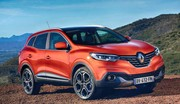 Le moteur TCe 165 pour le Renault Kadjar : les prix