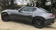 Essai : Roadster Mazda MX-5 RF, auto plaisir, voiture à jouir !