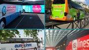 Bus Macron : plus de six millions de voyageurs en 2016
