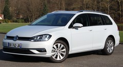 Essai Volkswagen Golf SW restylée : cherchez l'erreur