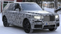 Le premier SUV Rolls-Royce défie le froid