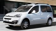Citroën présente son ludospace électrique E-Berlingo Multispace
