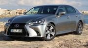 Lexus : ça sent le sapin pour la GS