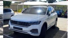 Volkswagen Touareg : déjà aperçu !