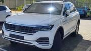 Volkswagen Touareg 2017 : première image du nouveau grand SUV VW