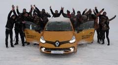 Reportage : le sport d'hiver en Renault !