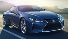 Hauts perchés, les prix du coupé Lexus LC