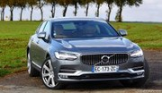 Essai Volvo S90 D4 AWD, le coup de foudre de Thor ?