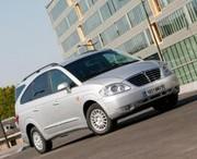 Essai Ssangyong Rodius XDi 270 2WD : Baroque et fier de l'être