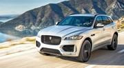 Jaguar F-Pace SVR : il va exploser les chronos !