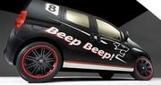 Peugeot Bipper Beep Beep : frimeur !