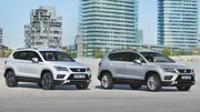 Essai Seat Ateca 2017 : lequel choisir en essence ?