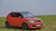 Essai Fiat Panda 4×4 vs Suzuki Ignis : ivres de la jungle