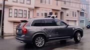 USA : Uber immobilise ses voitures autonomes après un accident