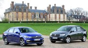Essai comparatif : la Citroën C-Elysée défie la Dacia Logan