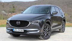 Essai Mazda CX-5 (2017) : upgrading
