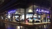Alpine : ouverture du premier showroom