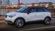 Crossland X : Opel dévoile les tarifs de son nouveau crossover du segment B