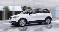Les prix de l'Opel Crossland X également dévoilés