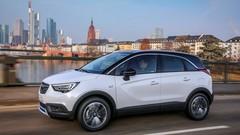 Opel Crossland X : à partir de 18 300 €