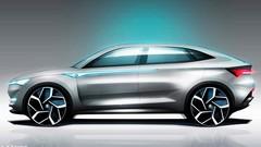 Skoda Vision E : 300 ch électrique pour concurrencer la Model X