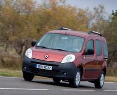 Essai Renault Kangoo 2008 : L'embourgeoisé