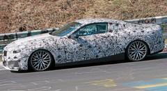 Une BMW Série 8 / M8 surprise au Nürburgring ?