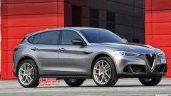 Alfa Romeo : un grand SUV sept places à venir