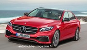 Future Mercedes Classe C : Rendez-vous en 2020