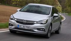 L'Opel Astra gagne un régulateur de vitesse adaptatif