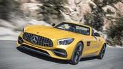 Essai AMG GT Roadster : Mercedes décoiffe l'AMG GT