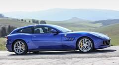 Essai Ferrari GTC4Lusso T 2017 : chasse et pêche