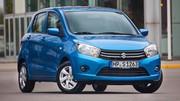 Essai Suzuki Celerio 2017 : que vaut la citadine à prix XXS ?