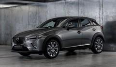 """Mazda lance une série spéciale """"Exclusive"""" pour le CX-3"""