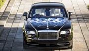 Rolls Royce Wraith : une série spéciale inspirée de la musique anglaise