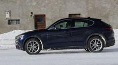Alfa Romeo : deux nouveaux moteurs pour le Stelvio