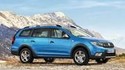 Prix Dacia Logan MCV Stepway : Une série limitée pour commencer