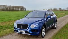 Essai Bentley Bentayga V8 Diesel : Omnipotence garantie !