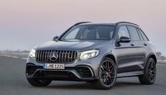 Mercedes-AMG GLC 63 4Matic+ : premières photos et vidéo officielles
