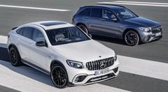 Mercedes-AMG GLC 63 et GLC 63 Coupé : duo d'enfer
