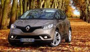 Essai Renault Scenic 2016 dCi 110 EDC7 : Toujours monospace ?