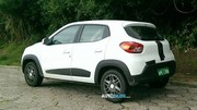Renault Kwid : grosse prise de poids pour son export