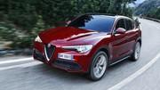 Alfa Romeo Stelvio : maintenant avec deux nouvelles motorisations et en propulsion