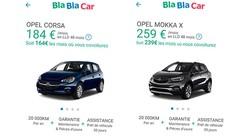 En vendant des Opel, Blablacar tente t-il le fisc ?