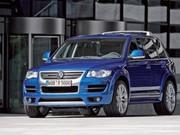 Volkswagen Touareg R50 : un V10 qui change la donne